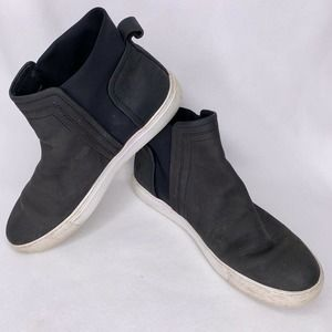 Kenneth Cole 7 Sneakers Booties Black Ankle